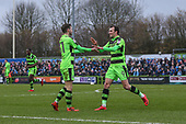 Forest Green Rovers v Coventry City 030218