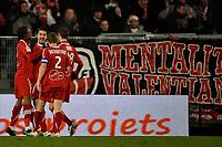 FOOTBALL - FRENCH CHAMPIONSHIP 2010/2011 - L1 - VALENCIENNES FC v OLYMPIQUE LYONNAIS - 29/01/2011 - PHOTO GUY JEFFROY / DPPI - JOY VALENCIENNES