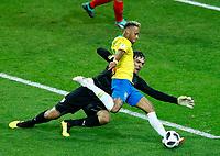 Moscow 27-06-2018 Football FIFA World Cup Russia  2018 <br /> Serbia - Brazil / Serbia - Brasile<br /> Foto Matteo Ciambelli/Insidefoto