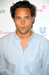 Image ©Licensed to i-Images Picture Agency. 10/06/2014. London, United Kingdom. Andy Jordan arriving at the <br /> Superdrug 50th Anniversary Party at The Bankside Vaults, Southbank. Picture by Chris Joseph / i-Images