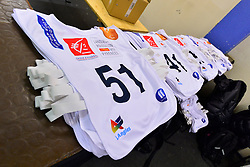 Behind the scenes, Captains' Meeting at the 2016 IPC Snowboard Europa Cup Finals and World Cup