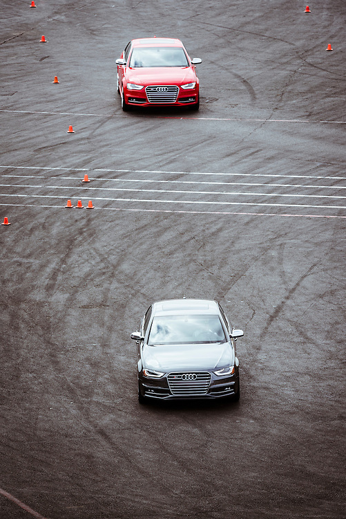 Driving Course at Sonoma Raceway | Audi sportscar experience