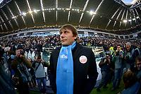 Antonio Conte Juventus.Calcio Juventus vs Atalanta.Serie A - Torino 16/12/2012 Juventus Stadium .Football Calcio 2012/2013.Foto Federico Tardito Insidefoto