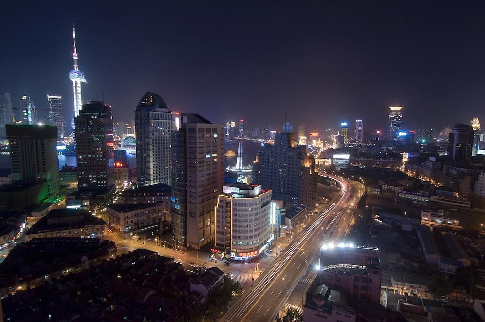 Central Shanghai