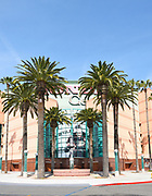 Southeast Corner of the Honda Center