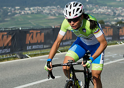 Urska Pintar of Slovenia during the Women's Elite Road Race a 156.2km race from Kufstein to Innsbruck 582m at the 91st UCI Road World Championships 2018 / RR / RWC / on September 29, 2018 in Innsbruck, Austria. Photo by Vid Ponikvar / Sportida