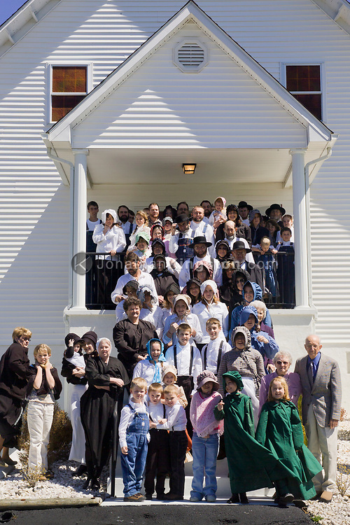 FLOYD, VA, The Pleasant Valley Church of the Brethren celebrates its 145th anniversary in Floyd, Virginia.  Floyd County has the highest concentration of Brethren per capita than any other county in the United States.