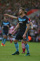 Football - 2016 / 2017 Premier League - Southampton vs. Middlesbrough<br /> <br /> Calum Chambers of Middlesbrough at St Mary's Stadium Southampton England<br /> <br /> COLORSPORT/SHAUN BOGGUST