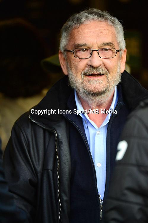 Jean Francois FORTIN - 25.04.2015 - Caen / Guingamp - 34eme journee de Ligue 1<br />Photo : David Winter / Icon Sport