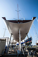 Andasta was bulit in Essex, United Kingdom 2013. <br /> She is the first of the Iceni 39 racer series from Iceni Yachts. &copy; Chiara Marina Grioni