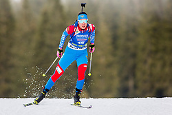 Uliana Kaisheva (RUS) during Women 15km Individual at day 5 of IBU Biathlon World Cup 2018/19 Pokljuka, on December 6, 2018 in Rudno polje, Pokljuka, Pokljuka, Slovenia. Photo by Ziga Zupan / Sportida