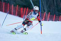 Tony Buttinger memorial slalom U10's with Gunstock Ski Club. <br /> ©2017 Karen Bobotas Photographer