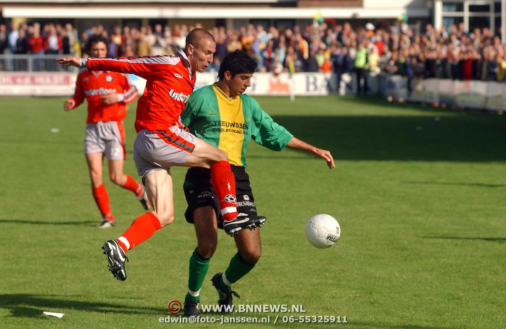 NLD/Huizen/20051001 - SV huizen - Zuidvogels,