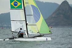 Day 03 - Aug 10 - Nacra 17 - Rio 2016