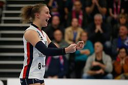 20190131 NED: Semi Final Cup Sliedrecht Sport - Eurosped, Sliedrecht <br />Ana Rekar (11) of Sliedrecht Sport <br />©2019-FotoHoogendoorn.nl / Pim Waslander