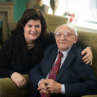 (C) Blake Ezra Photography 2019<br /> Joseph Winton photographed for his 100th Birthday, for Jewish Care.
