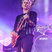 John Taylor of Duran Duran performs at the Verizon Center as part of their Paper Gods tour.