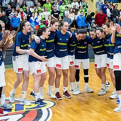 20171115: SLO, Basketball - FIBA Women's EuroBasket 2019 Qualifiers, Slovenia vs Finland
