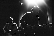 BIRMINGHAM, AL – DECEMBER, 2007: Indie rock band The Triceratops.