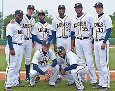 2013 A&T Baseball vs FAMU (Senior Day)