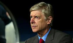 Arsenal manager Arsene Wenger looks on - Mandatory by-line: Robbie Stephenson/JMP - 23/11/2017 - FOOTBALL - RheinEnergieSTADION - Cologne,  - Cologne v Arsenal - UEFA Europa League Group H