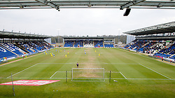 COLCHESTER, ENGLAND - Saturday, February 23, 2013: Colchester United take on Tranmere Rovers during the Football League One match at the Colchester Community Stadium. (Pic by Vegard Grott/Propaganda)