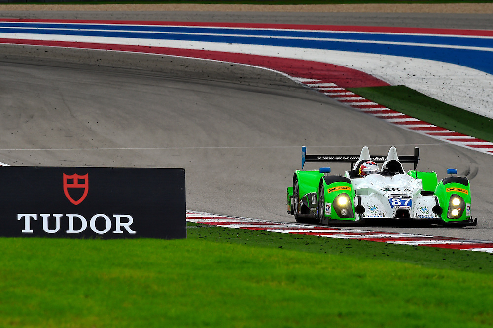 18-20 September 2014, Austin, Texas USA<br /> 87, Chevrolet, ORECA FLM09, PC, Martin Plowman, Marc Drumwright, Tomy Drisi<br /> &copy;2014, Scott R LePage <br /> LAT Photo USA