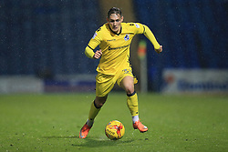Connor Roberts of Bristol Rovers on the attack - Mandatory by-line: Jason Brown/JMP - 08/11/2016 - FOOTBALL - Fratton Park - Portsmouth, England - Portsmouth v Bristol Rovers - Checkatrade Trophy