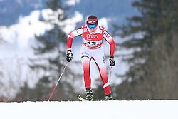 03.01.2015, Langlaufstadion, Obersdorf, GER, FIS Weltcup Langlauf, Tour de Ski, Obersdorf, Damen, Prolog 3,2 km, Einzel, im Bild KORNELIA KUBINSKA // during the Prologue Ladies 3.2 km Individual Free Cross Country of the FIS Tour de Ski 2015 at the Langlaufstadion in Obersdorf, Germany on 2015/01/03. EXPA Pictures &copy; 2015, PhotoCredit: EXPA/ Newspix/ Tomasz Markowski<br /> <br /> *****ATTENTION - for AUT, SLO, CRO, SRB, BIH, MAZ, TUR, SUI, SWE only*****