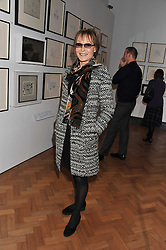 LADY VICTORIA GETTY at a private view of Private Eye: The First 50 Years - an exhibition at the Victoria & Albert Museum, London on 17th October 2011.