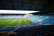 General view inside Hillsborough during the EFL Sky Bet Championship match between Sheffield Wednesday and Middlesbrough at Hillsborough, Sheffield, England on 19 October 2018.