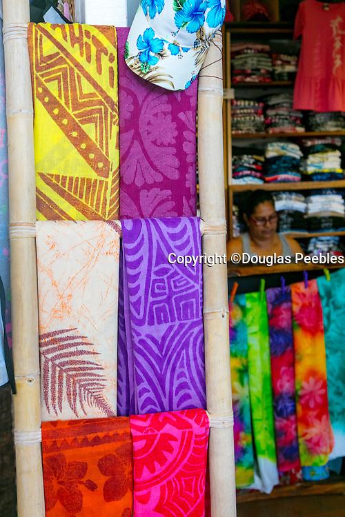 Market, Papeete, Tahiti, French Polynesia
