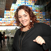 NLD/Hilversum/20070305 - Fotoshoot poppen de Fabeltjeskrant Musical, Sabine Beers