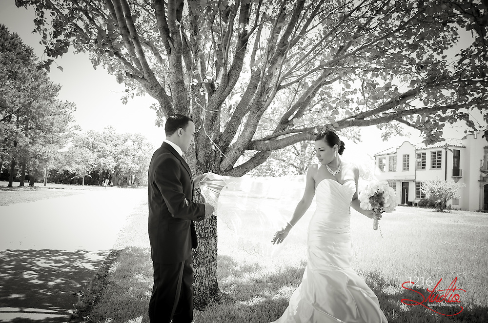 New Orleans Wedding - City Park & Church - 1216 STUDIO | New Orleans Wedding Photography 2013