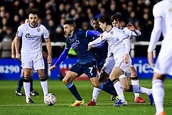 Liam Sercombe of Bristol Rovers - Mandatory by-line: Ryan Hiscott/JMP - 19/11/2019 - FOOTBALL - Hayes Lane - Bromley, England - Bromley v Bristol Rovers - Emirates FA Cup first round replay