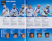 All Ireland Senior Hurling Championship Final, .07092008AISHCF,.07.09.2008, 09.07.2008, 7th September 2008,.Kilkenny 3-30, Waterford 1-13,.Minor Kilkenny 3-6, Galway 0-13,.Waterford , C Hennessy, A Kearney, D Prendergast, E Murphy, T Browne, K McGrath, K Moran, M Walsh, J Nagle, D Shanahan, S Molumphy, S Prendergast, E McGrath, J Mullane, E Kelly. Subs, S O'Sullivan for Nagle, J Kennedy for S Prendergast, P Flynn for E.McGrath, T Feeney for D Prendergast, D Bennett for Shanahan,