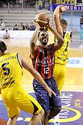 DESCRIZIONE : Ancona Lega A 2012-13 Sutor Montegranaro Angelico Biella<br /> GIOCATORE : Trey Johnson<br /> CATEGORIA : tiro penetrazione<br /> SQUADRA : Angelico Biella<br /> EVENTO : Campionato Lega A 2012-2013 <br /> GARA : Sutor Montegranaro Angelico Biella<br /> DATA : 02/12/2012<br /> SPORT : Pallacanestro <br /> AUTORE : Agenzia Ciamillo-Castoria/C.De Massis<br /> Galleria : Lega Basket A 2012-2013  <br /> Fotonotizia : Ancona Lega A 2012-13 Sutor Montegranaro Angelico Biella<br /> Predefinita :