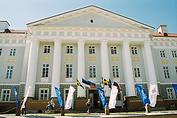 Main Building of Tartu University, Estonia