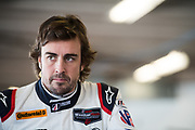 January 24-28, 2018. IMSA Weathertech Series ROLEX Daytona 24. Fernando Alonso, 2x World Champion F1 driver, United Autosports