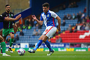 Blackburn Rovers Ben Marshall during the Sky Bet Championship match between Blackburn Rovers and Bristol City at Ewood Park, Blackburn, England on 23 April 2016. Photo by Pete Burns.
