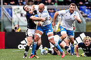 Six Nations -Italy v Scotland - 27/02/2016