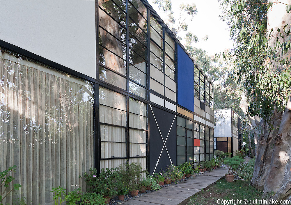 best Eames house images on Pinterest   Case study  Charles