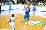DESCRIZIONE : Tel Aviv Qualificazioni Europei 2011 Israele Italia<br /> GIOCATORE : Angelo Gigli<br /> SQUADRA : Nazionale Italia Uomini <br /> EVENTO : Qualificazioni Europei 2011<br /> GARA : Israele Italia<br /> DATA : 17/08/2010 <br /> CATEGORIA : tiro three points<br /> SPORT : Pallacanestro <br /> AUTORE : Agenzia Ciamillo-Castoria/GiulioCiamillo<br /> Galleria : Fip Nazionali 2010 <br /> Fotonotizia : Tel Aviv Qualificazioni Europei 2011 Israele Italia<br /> Predefinita :