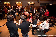 Les Trois Jours de Casteliers, 6e festival international de théâtre de marionettes pour adultes et enfants -  Theatre d'Outremont / Montreal / Canada / 2011-03-03, Marc Gibert/ adecom.ca