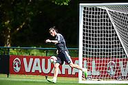 080615 Wales football team training
