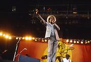 Gregory Isaacs in concert