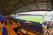 Kenilworth rd stadium during the EFL Sky Bet League 2 play off second leg match between Luton Town and Blackpool at Kenilworth Road, Luton, England on 18 May 2017. Photo by Ian  Muir.