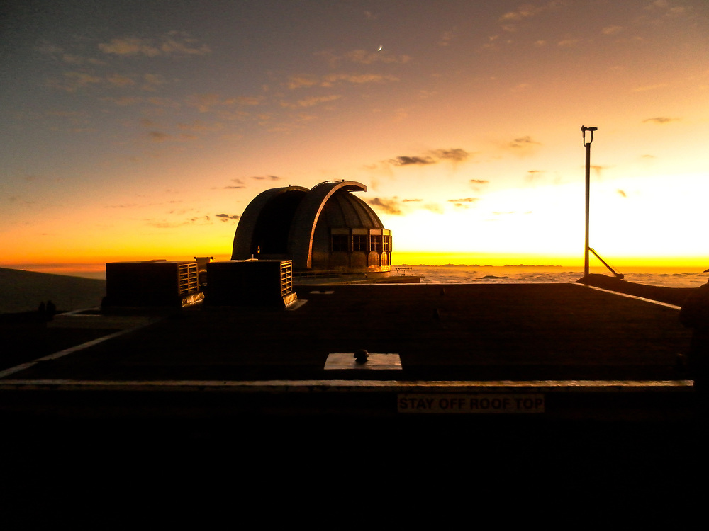 The Mauna Kea Observatories are a number of independent astronomical research facilities and large telescope observatories that are located at the summit of Mauna Kea on the Big Island of Hawaii.