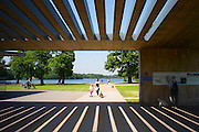 UNITED KINGDOM, Windsor Great Park: 06 June 2016 People take a walk through Windsor Great Park this afternoon as the good weather continues. Temperatures are set to reach 26 degrees this week in London. Rick Findler / Story Picture Agency
