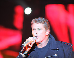 03.02.2011, Arena Nova, Wiener Neustadt, AUT, Panorama, David Hasselhoff live in Wiener Neustadt, im Bild David Hasselhoff, EXPA Pictures 2011, PhotoCredit: EXPA/ S. Trimmel